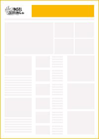 Inselzeitung bannerwerbung superbanner | ap Marketing