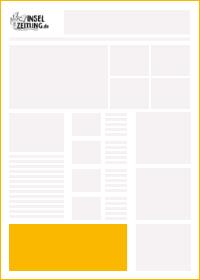 inselzeitung bannerwerbung billbord | ap Marketing