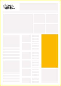 inselzeitung bannerwerbung content halfpage | ap Marketing