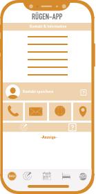 ruegen app eintrag uebernachten unterseite | ap Marketing